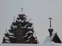 Igreja de Pokrovskaya Foto de Stock