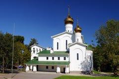 Igreja de Pskov Imagem de Stock Royalty Free