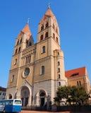 Igreja de Qingdao Foto de Stock