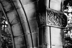 Igreja de Rochester fotografia de stock