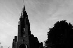 Igreja de Rochester imagem de stock
