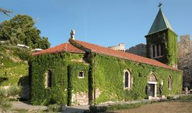 Igreja de Ruzica Imagens de Stock