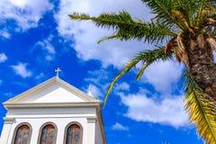 Igreja de São Martinho. The Igreja de São Martinho parish church in Funchal, Madeira, Portugal Stock Image