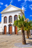 Igreja de São Martinho. The Igreja de São Martinho parish church in Funchal, Madeira, Portugal Stock Images