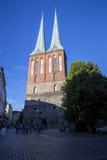 Igreja de São Nicolau em Berlim Imagem de Stock Royalty Free