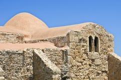 Igreja de S Giovanni del Sinis Imagens de Stock Royalty Free