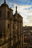 Igreja De S. Lourenco church and covent Stock Photography