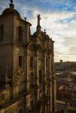 Igreja De S. Lourenco church and covent Stock Photography