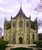 Igreja de Saint Barbara Foto de Stock Royalty Free