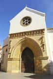 Igreja de Saint Catherine em Sevilha, a Andaluzia, Espanha Foto de Stock