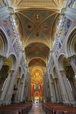 Igreja de Saint Cyril e Methodius fotos de stock royalty free