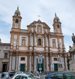 Igreja de Saint Dominic Imagem de Stock