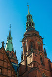 Igreja de Saint Peter e Paul Imagem de Stock Royalty Free
