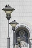 Igreja de Saint Sava em Belgrado fotografia de stock royalty free