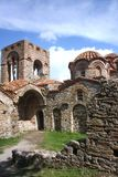 Igreja de Saint Sophia Byzantine Mystras imagem de stock royalty free