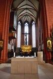 Igreja de Saint Varfolomey Foto de Stock Royalty Free