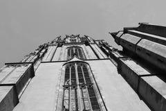 Igreja de Saint Varfolomey, para dentro Fotografia de Stock