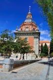 Igreja de San Andres, Madrid Fotos de Stock