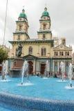 Igreja de San Francisco em Guayaquil, Equador Fotografia de Stock Royalty Free
