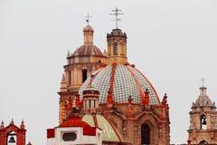 Igreja de San Francisco, San Luis potosi mim Fotografia de Stock