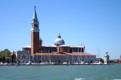 Igreja de San Giorgio Maggiore foto de stock royalty free