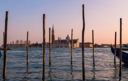 Igreja de San Giorgio Maggiore imagem de stock royalty free