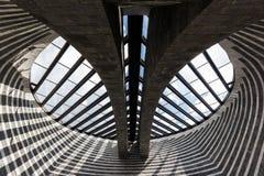 Igreja de San Giovanni Battista, Mogno, Suíça fotos de stock