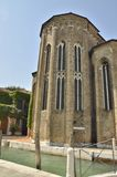Igreja de San Gregorio Fotos de Stock Royalty Free