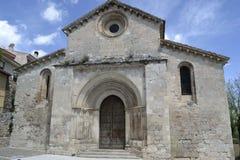 Igreja de San Miguel, Brihuega, Espanha imagem de stock royalty free