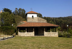 Igreja de San Pedro, Bakio, Basque Contry, Fotos de Stock