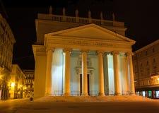 Igreja de Sant'Antonio, Trieste foto de stock royalty free
