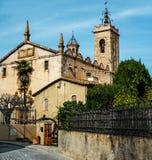 Igreja de Sant Feliu imagens de stock royalty free