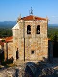 Igreja de Sant Peter em Hacinas fotografia de stock royalty free
