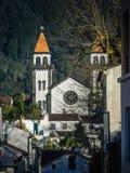 Igreja de Santa Ana Church Stock Images