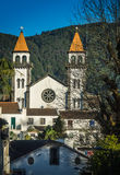 Igreja de Santa Ana Church Royalty Free Stock Photo