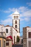 Igreja de Santa Ana em Garachico, Tenerife Fotos de Stock Royalty Free
