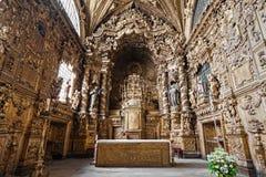 Igreja De Santa Clara images libres de droits