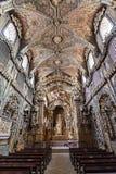 Igreja de Santa Clara Arkivbild