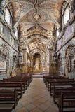 Igreja de Santa Clara Royaltyfria Bilder
