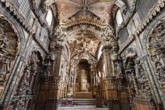 Igreja de Santa Clara Royaltyfri Fotografi