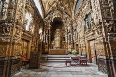 Igreja de Santa Clara Royaltyfria Foton
