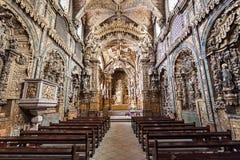 Igreja de Santa Clara Stock Image