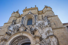 Igreja de Santa Cruz in Coimbra Stock Photos