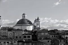 A igreja de Santa Maria Assunta fotografia de stock