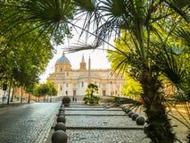 Igreja de Santa Maria Maggiore, Roma, Itália Foto de Stock