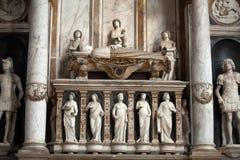 Igreja de Santi Giovanni e Paolo imagens de stock