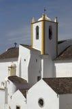 Igreja de Santiago Santiago Church, Tavira, Portugal Stock Photos