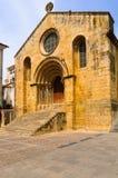 Igreja de Santiago Stock Image