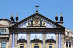 Igreja de Santo Antonio DOS Congregados - εκκλησία του DOS Congregados NIO Santo Antà ³ Στοκ φωτογραφία με δικαίωμα ελεύθερης χρήσης