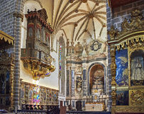 Igreja de Sao Francisco church. Evora, Portugal. Stock Photo